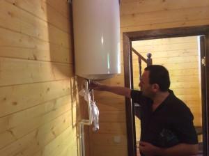 Автономное водоснабжение - замена автоматики насоса